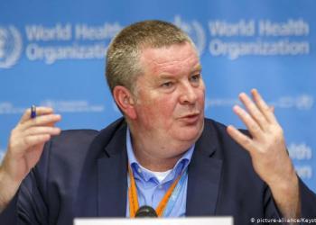 El director de Emergencias de la OMS, Mike Ryan