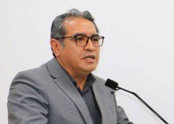 Ex Viceministro de Régimen Interior, Emilio Rodas.