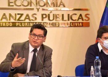 Ministro de Economía y Finanzas Públicas, Marcelo Montenegro