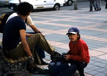 Trabajo infantil. (Imagen referencial)