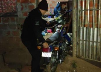 La vivienda se encontraba en la comunidad Turubito (foto: Tv Latina)