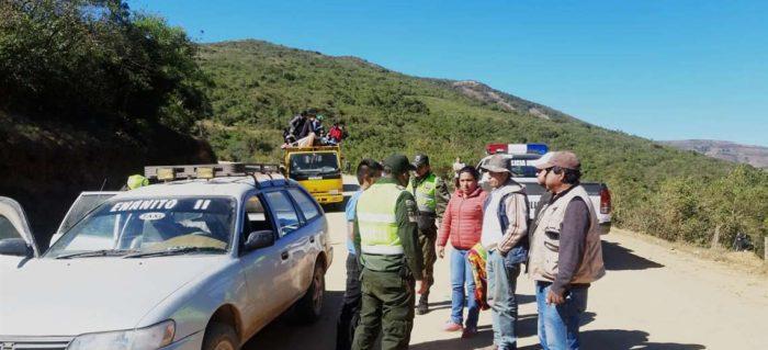 Aprehenden a atracadores en Vallegrande