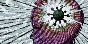 Cerebro pandémico. GETTY IMAGES