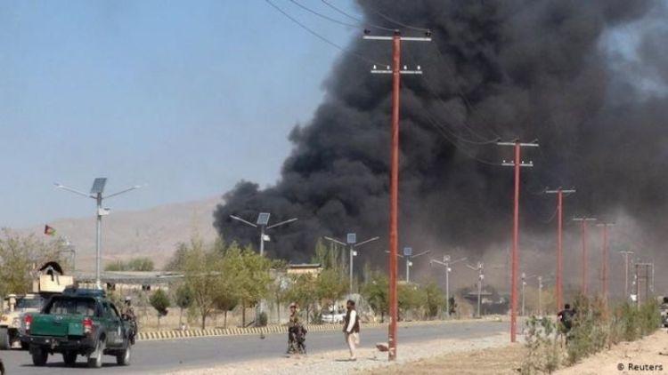 El terrorismo se apoderó de Afganistán : Foto- DW .