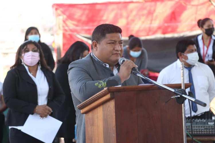 José Luis Ábrego, Ejecutivo Regional
