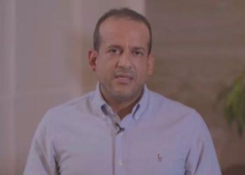 El Gobernador Luis Fernando Camacho