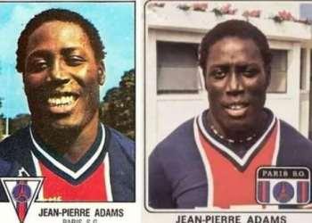 DEPORTES Muere ex figura del PSG tras pasar 39 años en coma por un error de anestesia en una operación de la rodilla El defensor francés, Jean-Pierre Adams, entró en un coma profundo en 1982
