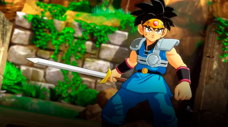 Dai/Fly - Infinity Strash – Dragon Quest: The Adventure of Dai