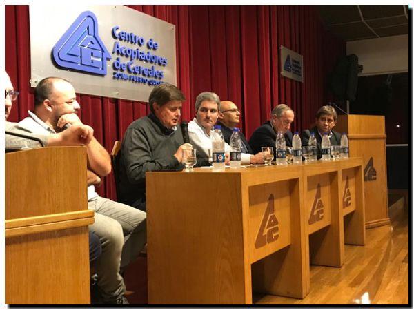 ELECCIONES 2019: Apoyo de intendentes a radicales a Gonzalo Diez