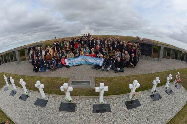 La segunda etapa del Plan para identificar caídos en Malvinas comenzará el 9 de agosto