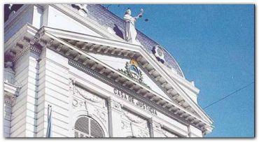 LA PLATA: El senado extendió la emergencia edilicia del Poder Judicial