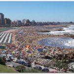 TURISMO: Alquilar una carpa costará hasta 50 mil pesos este verano en Mar del Plata