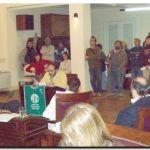 A.T.E. en la banca abierta del Concejo Deliberante de Necochea expuso sobre la libertad sindical en relación a los trabajadores municipales