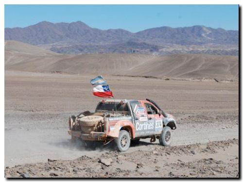 """DAKAR 2016: Perú, Bolivia y Argentina, el """"tríptico de los Andes»"""