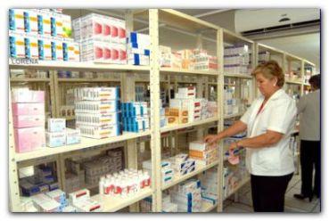 REGULACIÓN: Las farmacias sólo podrán vender medicamentos y artículos de higiene