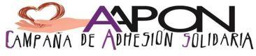 QUEQUÉN: Favorecidos de la Campaña de Adhesión Solidaria de AAPON, Asociación de Ayuda al Paciente Oncológico.