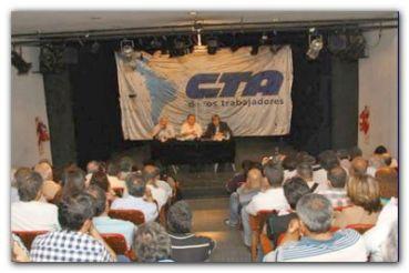 GREMIALES: La OIT sigue apoyando la personería gremial de la CTA