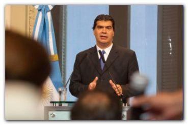 ECONOMÍA: El 3 de enero se publicará la lista de productos que integran el acuerdo de precios, afirmó Capitanich