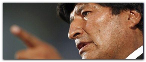Evo Morales dejó Bolivia para recibir asilo político en México