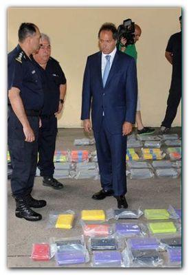 NARCOTRÁFICO: Secuestran 600 kilos de cocaína destinados al Gran Buenos Aires y a Europa