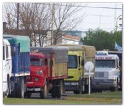 TRANSPORTISTAS: Conflicto por el transporte de cereales