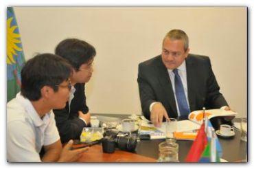 ECONOMÍA: Avanza inversión China en la provincia de Buenos Aires