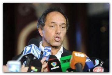 EDUCACIÓN: Scioli presentó un plan de mejoramiento edilicio de escuelas