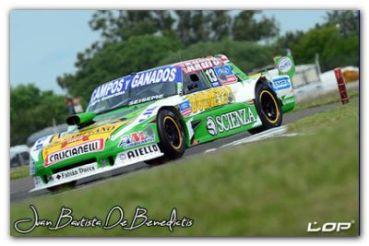 TC: Sin probar, pero con mucho trabajo en el Ford de Juan Bautista De Benedictis