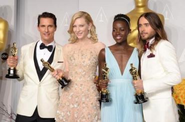 """CINE: """"12 años de esclavitud"""" y """"Gravity"""", las grandes protagonistas de la noche de los Oscar"""