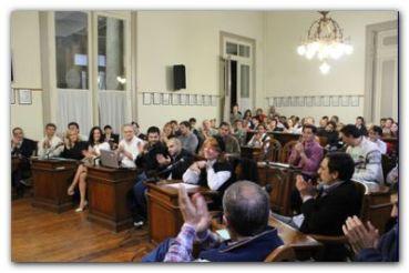 POLÍTICA: Facundo López y Cristina Biar participaron de la Jornada de Actualización Política en Tandil