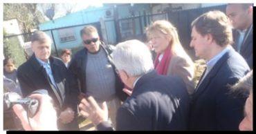 ELECCIONES 2015: Stolbizer presenta al candidato a gobernador