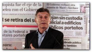 PAUTA OFICIAL PORTEÑA: Los millones de Clarín