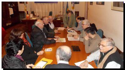 NECOCHEA: Se avanza en la conformación de la Comisión Hídrica en el distrito