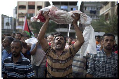 MEDIO ORIENTE: Israel acepta un alto el fuego de 12 horas en la franja de Gaza