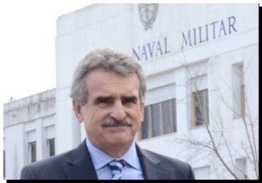 NECOCHEA: Visita del Ministro de Defensa, Agustín Rossi. Más diferencias