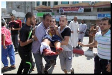 """GUERRA: La ONU califica el nuevo ataque a escuela en Gaza como """"acto criminal"""""""