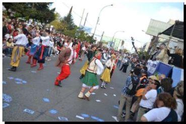 En el Día Nacional del Inmigrante comenzó en Berisso la 37º Fiesta Provincial