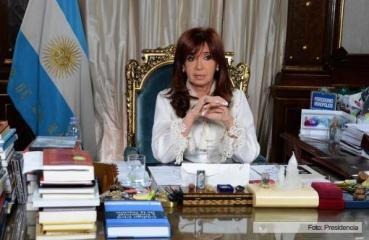 LEYES: La Presidenta presentó el proyecto de reforma del Código Procesal Penal