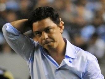 """Gallardo: """"El torneo no está definido, pero apuntamos todos los cañones al jueves"""""""