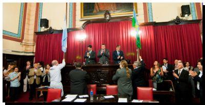 Se aprobó la Ley de Paritarias Municipales