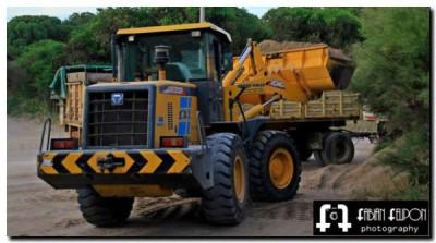 NECOCHEA: Importante proyecto que reglamenta la extracción de arena