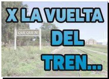 TRENES: Que vuelva a Quequén-Necochea