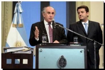 CONTRABANDO: El Ejecutivo lo denunció a Stiuso