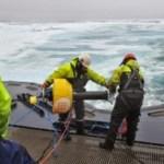 ECOLOGÍA: El Ártico que se funde entre las manos de la 'irresponsabilidad' mundial
