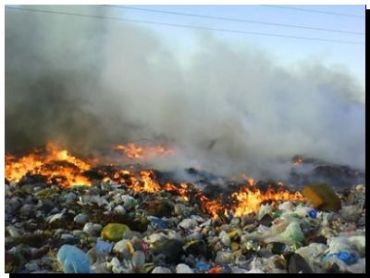BASURALES: 14 millones de toneladas de basura a cielo abierto