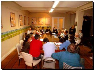 NECOCHEA: Reunión en el HCD por emanaciones tóxicas en Quequén