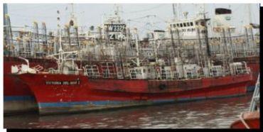 """NECOCHEA: Se hunde el buque potero """"Victoria del Mar I""""; sus tripulantes a salvo"""