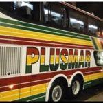 POLICIALES: Apedrearon a un ómnibus que iba a la costa atlántica