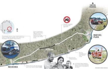 RUTA 88: Una trampa mortal de poco más de 100 kilómetros