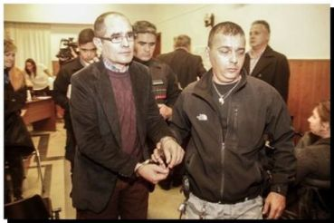 JUSTICIA: Condenaron a cadena perpetua a Aldecoa